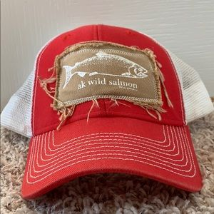 Accessories - AK Starfish Co. Wild Salmon Hat